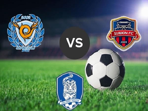 Nhận định Daegu FC vs Suwon Bluewings, 17h30 ngày 30/07