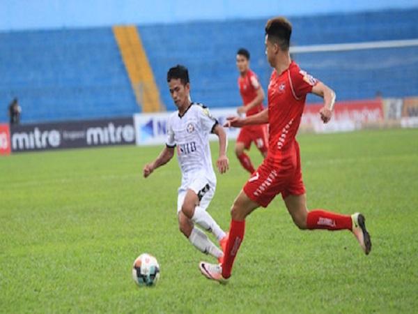 Đà Nẵng 1-1 Hải Phòng: Mạch trận không thắng
