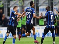 Inter Milan tiếp tục bay cao ở vòng 2 Serie A