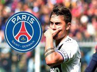 Paris Saint-Germain tiếp tục ve vãn Dybala của Juventus