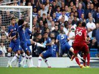 Thời gian cuối trận đấu với Chelsea thực sự khó khăn cho Liverpool