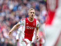 Mục tiêu của Real chuẩn bị gia hạn hợp đồng với Ajax