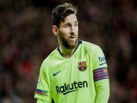 CĐV Barcelona đồng loạt phẫn nộ về lời phát biểu của Messi