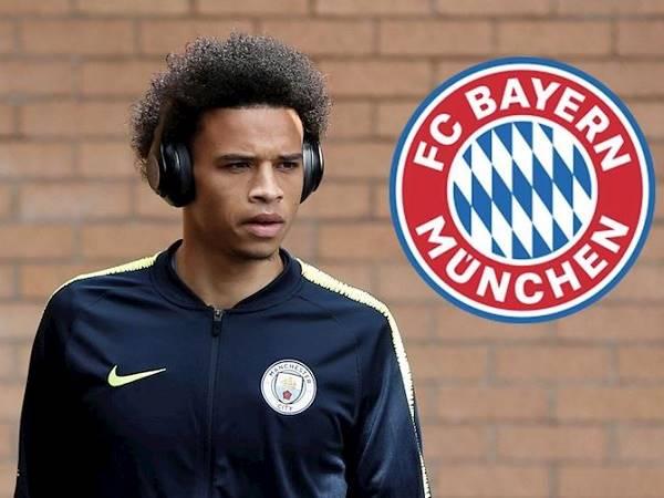 Bayern xúc tiến thương vụ Sane ngay trong tháng 1