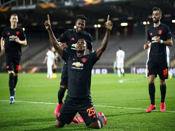 Manchester United đánh bại LASK rộng cửa vào tứ kết Europa League