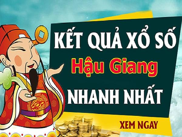 Phân tích KQXS Hậu Giang Vip ngày 14/03/2020