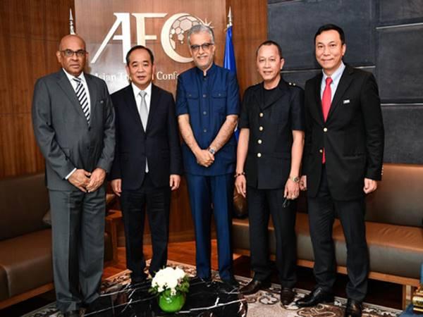 Liên đoàn bóng đá Việt Nam nhận được hỗ trợ đặc biệt chống dịch