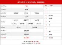 Phân tích XS Ninh Thuận thứ 6 ngày 15-5-2020