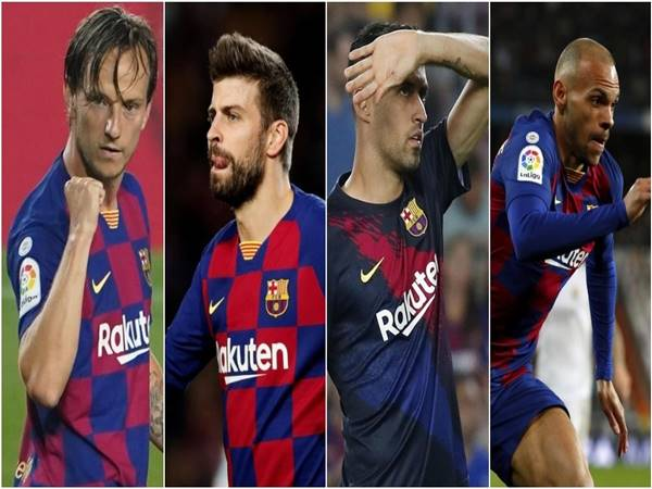 Sau cơn bão chấn thương những ngôi sao Barca vẫn còn sống sót