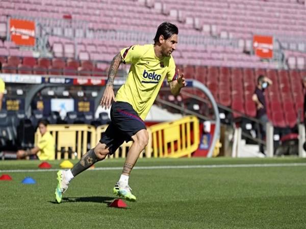 Tin bóng đá ngày 28/8: Messi chốt lịch trở lại tập luyện với Barca