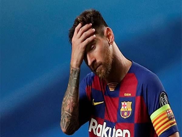 Chuyển nhượng 24/8: Real không thể mua Messi