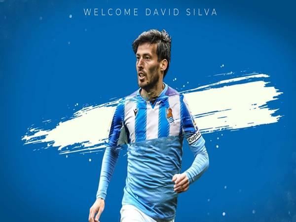 Chuyển nhượng sáng 18/8: David Silva bất ngờ gia nhập Real Sociedad