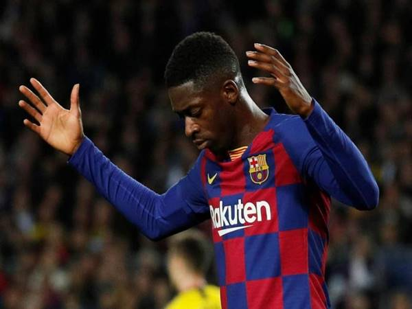 Chuyển nhượng bóng đá 12/8: MU muốn chiêu mộ Dembele của Barca