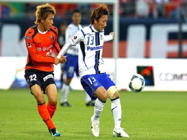 Nhận định Shonan Bellmare vs Gamba Osaka (17h00 ngày 12/8)