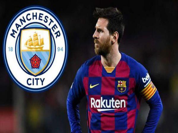 Tin bóng đá trưa 26/8: Man City lên phương án mua Messi