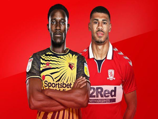 Nhận định soi kèo bóng đá Watford vs Middlesbrough, 01h45 ngày 12/9