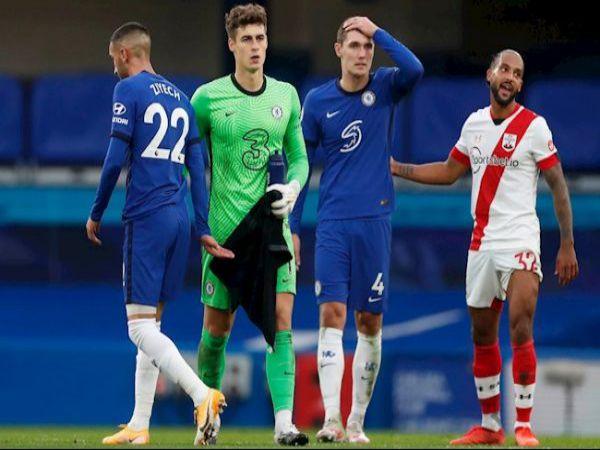 Bóng đá QT 20/10: Chelsea tiếp Sevilla, tân binh Mendy kịp tái xuất