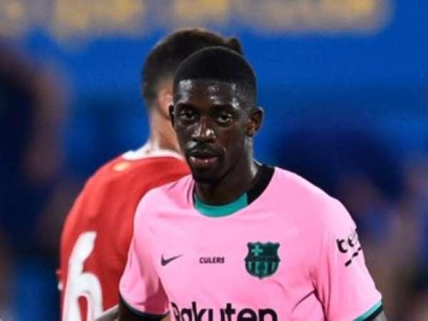 Chuyển nhượng sáng 1/10: Barcelona đàm phán với MU về Ousmane Dembele
