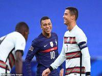 Điểm tin tối 12/10: Mbappe thích thú khi được đối đầu với Ronaldo