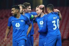 Bóng đá quốc tế tối 27/11: Molde vẫn còn nguyên cơ hội đi tiếp