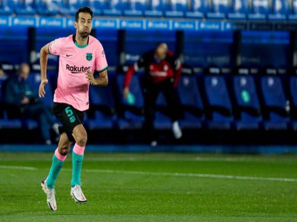 Bóng đá La Liga 3/11: Barca đã tìm ra 'kẻ thay thế' Sergio Busquets
