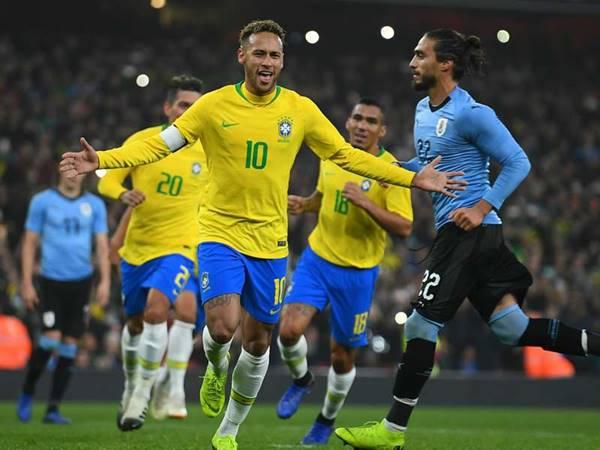 Nhận định tỷ lệ Uruguay vs Brazil (6h00 ngày 18/11)