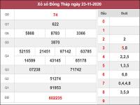 Phân tích kqxs Đồng Tháp ngày 30/11/2020 chốt số dự đoán