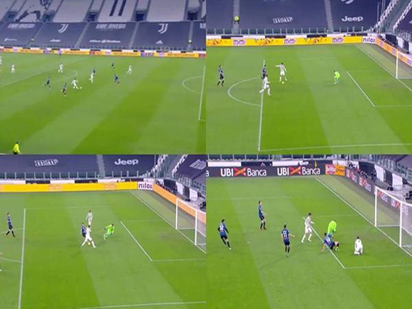 Bóng đá QT 18/12: Alvaro Morata giật gót 'thảm họa'
