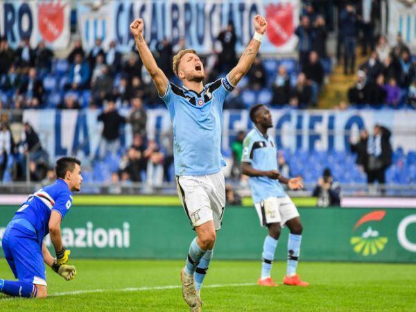 Bóng đá QT chiều 25/1: Immobile ghi bàn, Lazio hạ Sassuolo