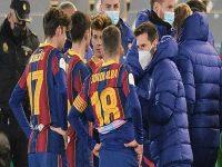 Bóng đá Quốc Tế 14/1: Messi có thể bỏ lỡ chung kết Siêu Cúp