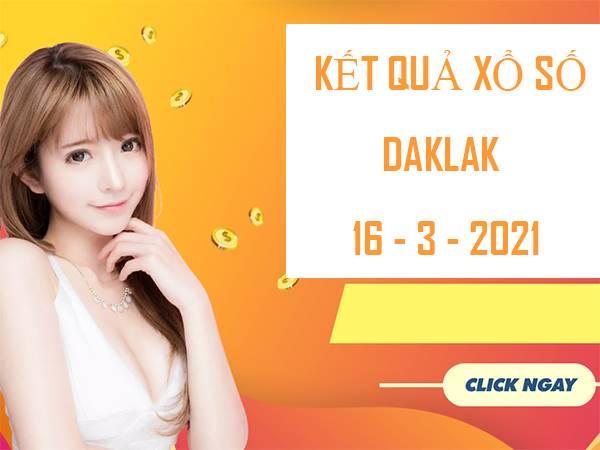 Phân tích SX Daklak thứ 3 ngày 16/3/2021