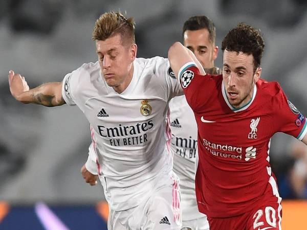 Bóng đá QT 14/4: Nhận định cuộc chiến gữa Liverpool vs Real Madrid