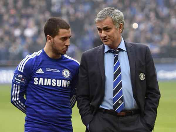 Tin chuyển nhượng tối 26/5 : Mourinho muốn tái ngộ Hazard ở Roma