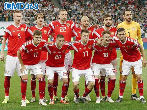 Danh sách dự kiến cầu thủ đội hình Nga giải Euro 2020 năm 2021