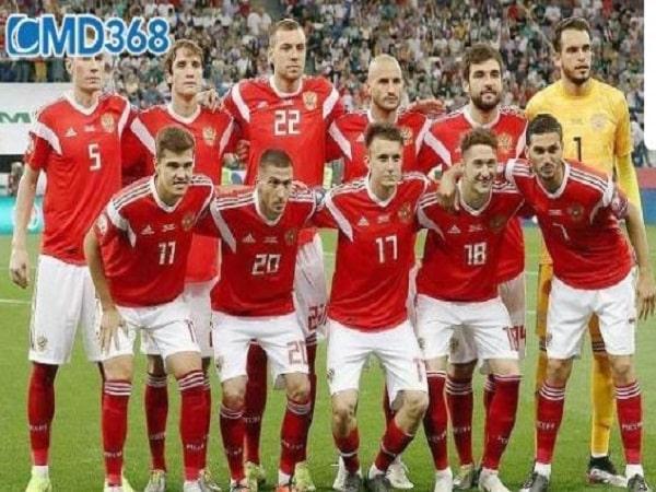 Đội tuyển Nga – Đội hình mang sức mạnh tiềm ẩn tại VCK Euro 2021