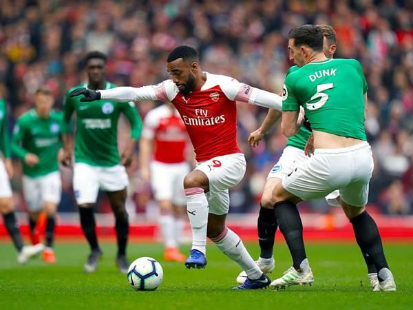 Nhận định trận đấu Arsenal vs Brighton (22h00 ngày 23/5)
