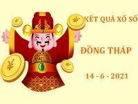 Phân tích KQXS Đồng Tháp thứ 2 ngày 14/6/2021