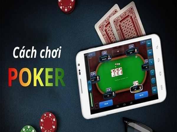 Ván bài Poker trải qua 4 vòng cơ bản để xác định người chiến thắng