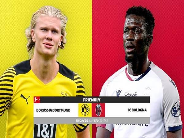 Nhận định Dortmund vs Bologna, 22h00 ngày 30/7 GHCLB