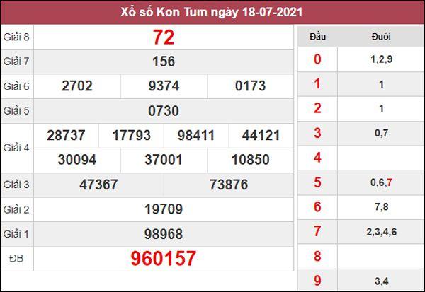 Phân tích XSKT 25/7/2021 chủ nhật chi tiết chuẩn xác nhất