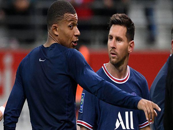 Điểm tin tối 11/10: Lionel Messi vừa khẳng định Mbappe sẽ ở lại PSG