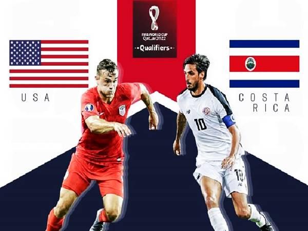 Nhận định Mỹ vs Costa Rica, 06h00 ngày 14/10 VLWC